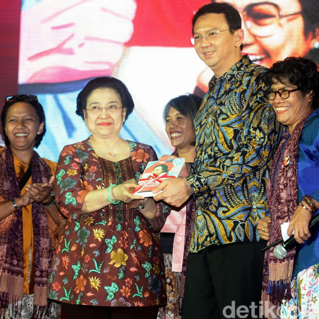 Putuskan Pilih Jalur Parpol, Ahok Segera Bertemu Megawati
