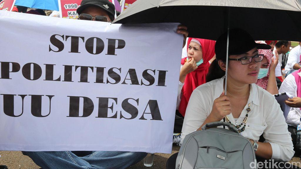 Sambangi DPR, Aliansi Pendamping Dana: Ada Politisasi di Rekrutmen