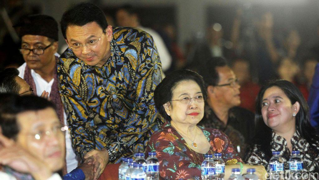 PDIP Cs Melawan Deparpolisasi, Menantang Ahok