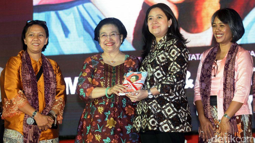 Cerita Sekjen PDIP di Balik Peluncuran Buku Megawati