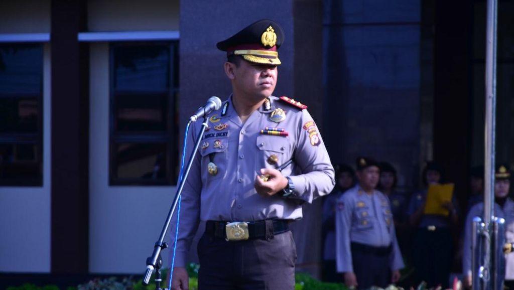 Mutasi Polri, AKBP Dicky Pastika Jadi Kapolres Kabupaten Bogor