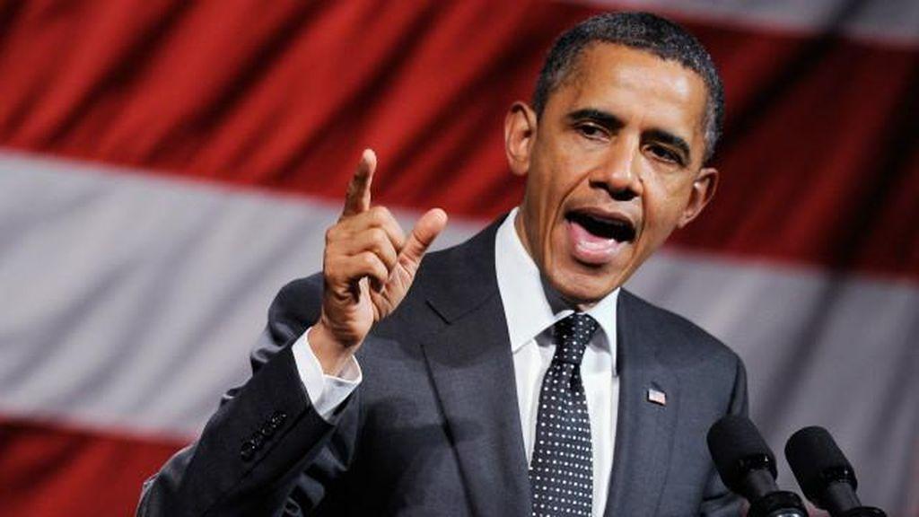 Obama Prioritaskan Perang Melawan ISIS
