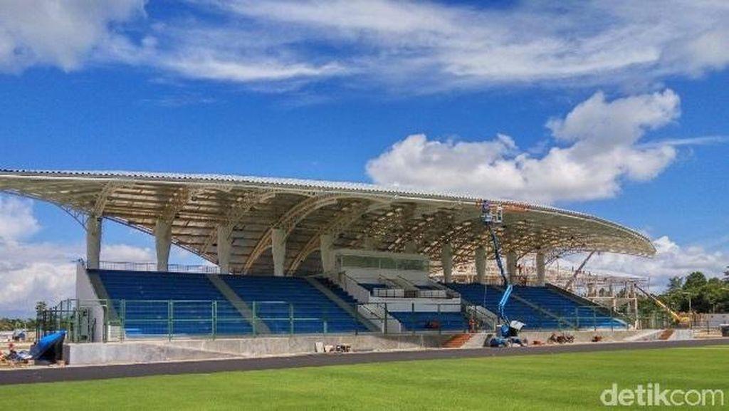 Dukung PON 2020, Freeport Indonesia Bangun Sport Complex 12,5 Ha di Mimika