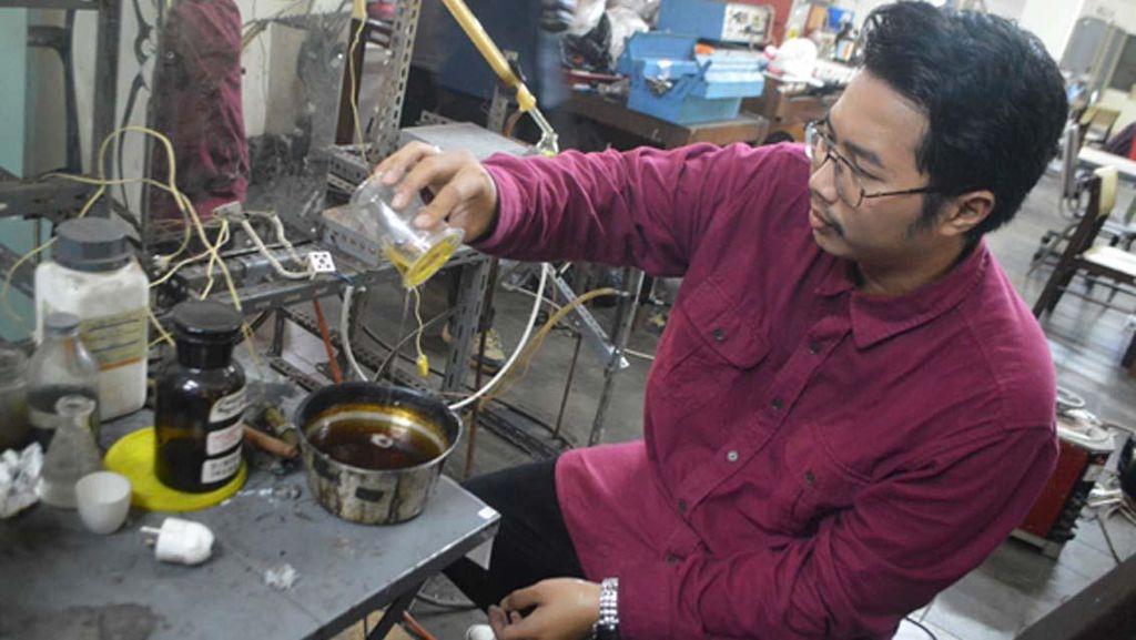 Ubah Minyak Jelantah Jadi Biogasoline, Mahasiswa UGM Sabet 4 Penghargaan Dunia