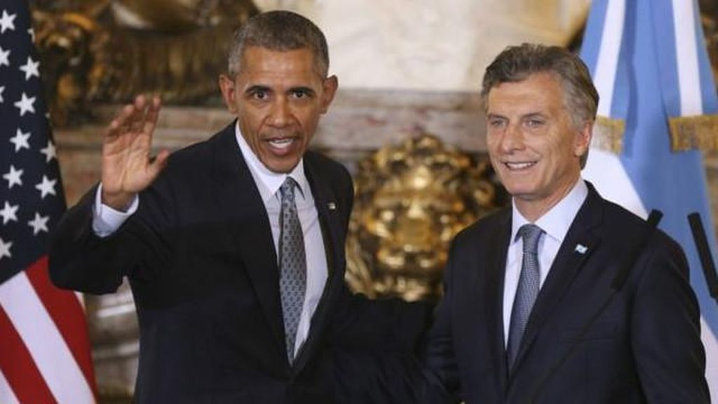 Obama Akan Buka Berkas Perang Kotor Argentina