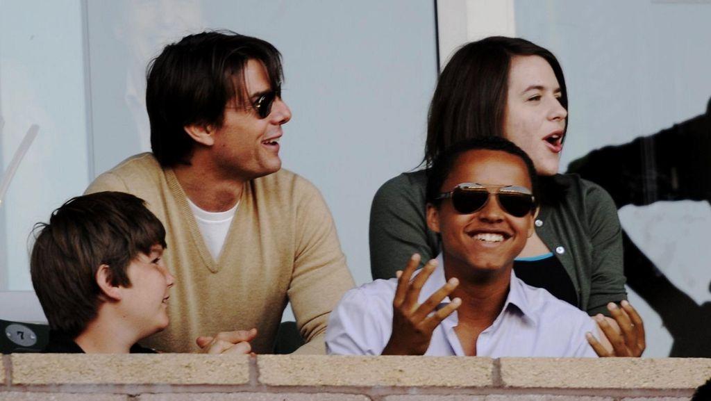 Alasan Sang Putri Tak Undang Tom Cruise di Pernikahannya