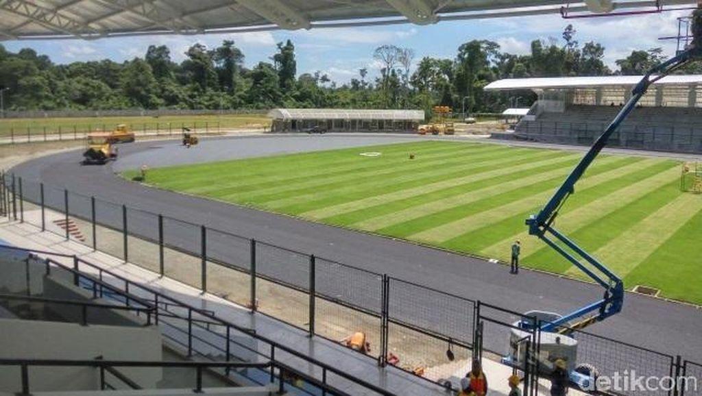 Papua Bakal Punya Fasilitas Sport Keren, Ini Videonya