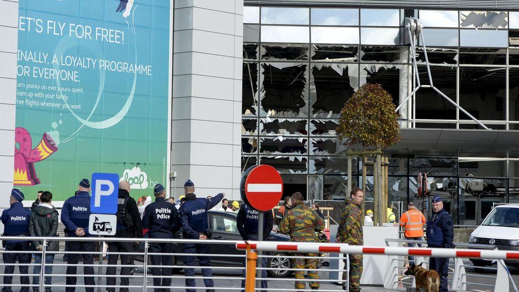 KBRI Brussels: Kondisi 3 WNI Korban Bom Membaik