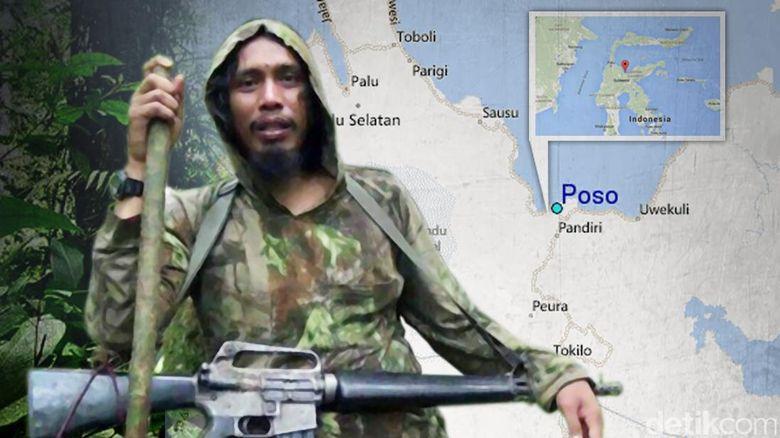 Kapuspen TNI: Pria yang Diduga Santoso Tewas Ditembak Prajurit Raider Kostrad