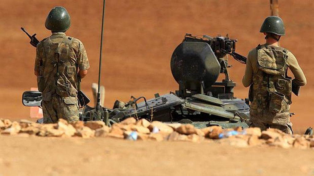 6 Tentara Turki Tewas Akibat Ledakan Bom Militan Kurdi