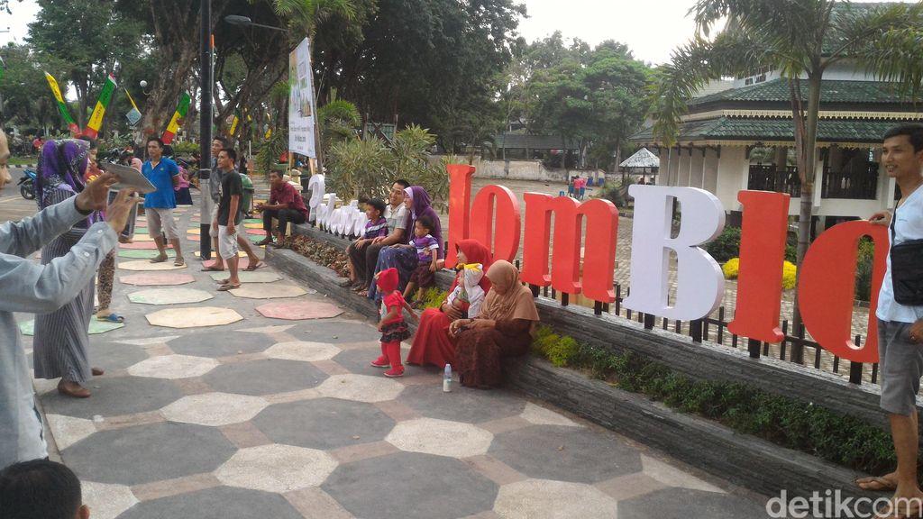 Tak Hanya Ada di Bandung, Taman Jomblo Juga Ada di Jambi
