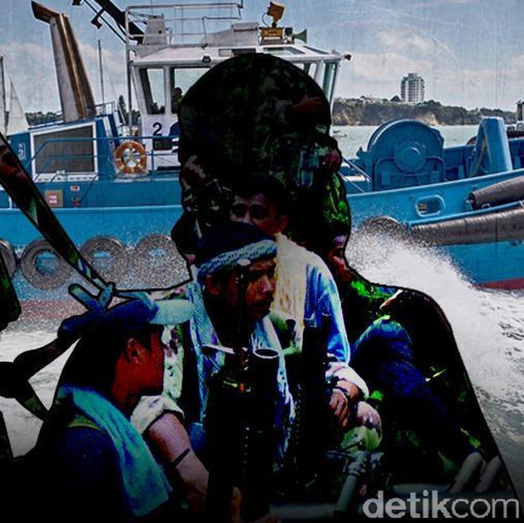 10 WNI yang Dibebaskan Abu Sayyaf Sehat, Kini Dibawa ke Manila