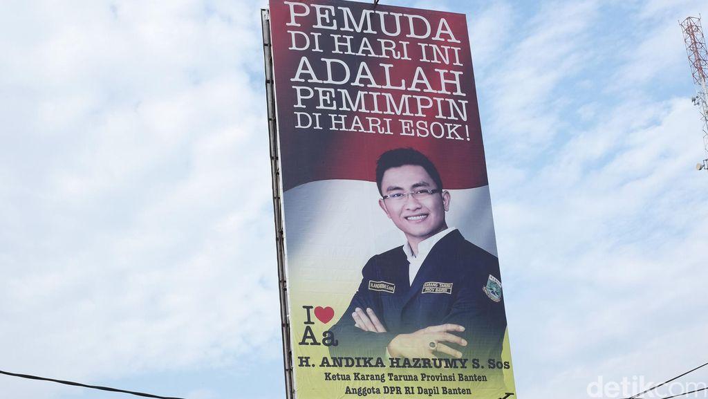 Pilkada Banten, Bupati Serang Jadi Ketua Kampanye Koalisi Wahidin-Andika
