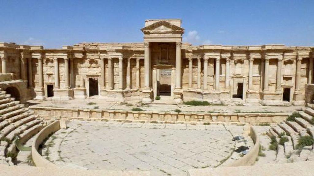 Assad Puji Penguasaan Kembali Palmyra dari ISIS