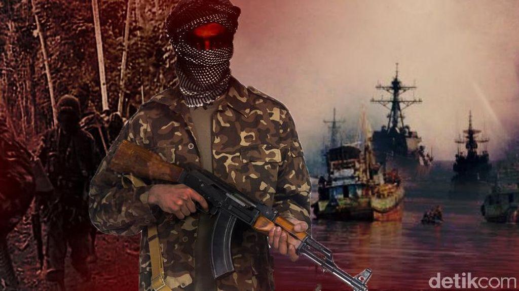 Militer Filipina Serbu Kelompok Abu Sayyaf, 18 Tentara dan 5 Teroris Tewas