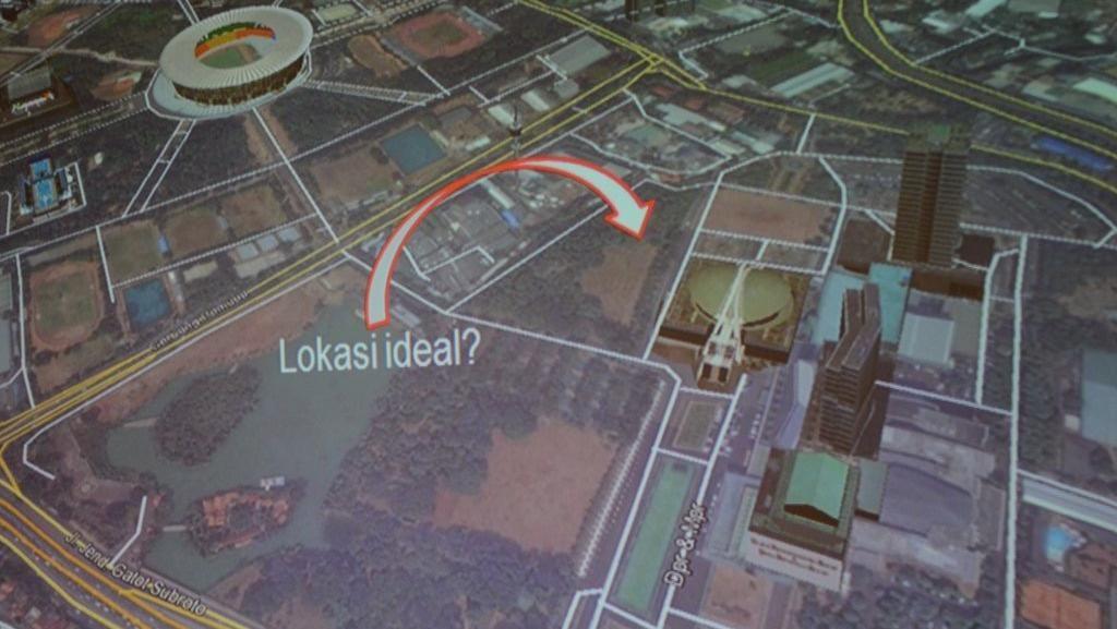 BURT DPR Sudah Sepakat Tunda Pembangunan Gedung Baru