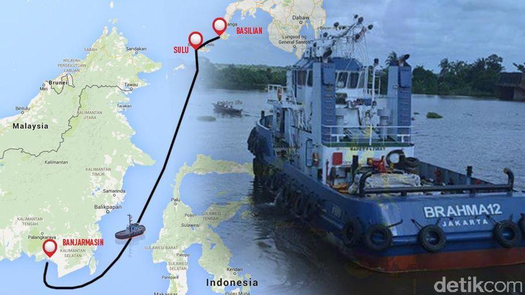 Pemerintah Harus Identifikasi Jalur Merah Pelayaran di Sekitar Filipina