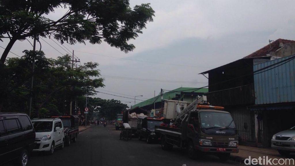 Polisi Siap Backup Penuh Penertiban Pasar Keputran Malam ini