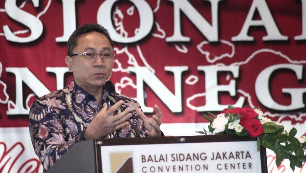 Ketua MPR: Haluan Negara Dibutuhkan Karena Ada Disorientasi