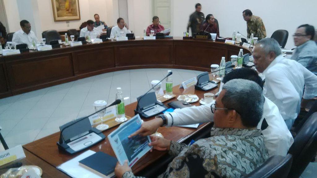 Jokowi Minta Laporan Hasil Audit, Segera Putuskan Nasib Proyek Hambalang