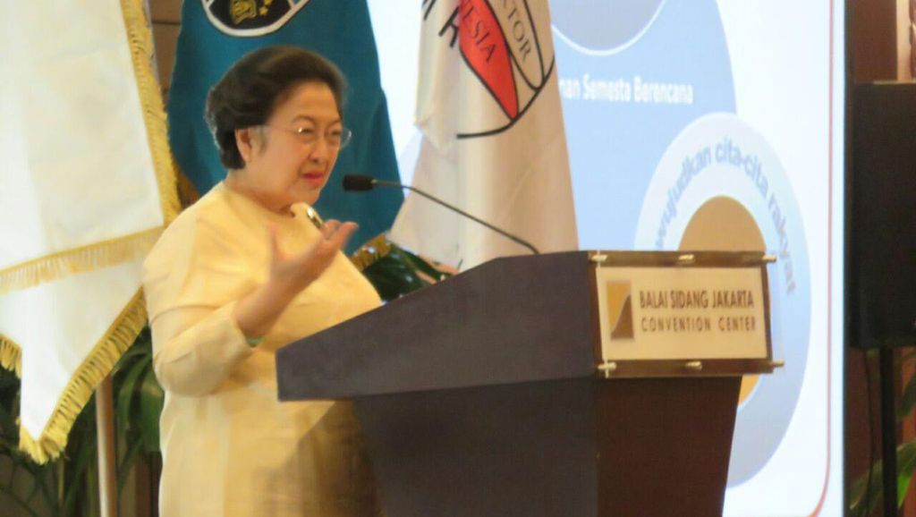Megawati: Saya Pernah Minta ke Pak Jokowi Supaya Anggaran Riset Ditambah