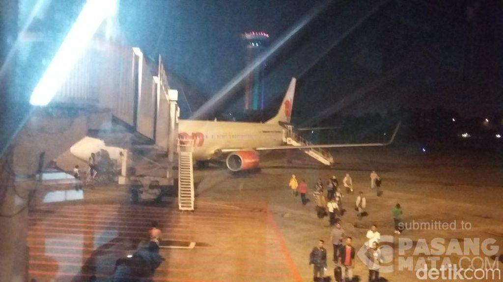 Pesawat Alami Kendala Teknis, Penumpang Lion Air Terpaksa Ganti Pesawat