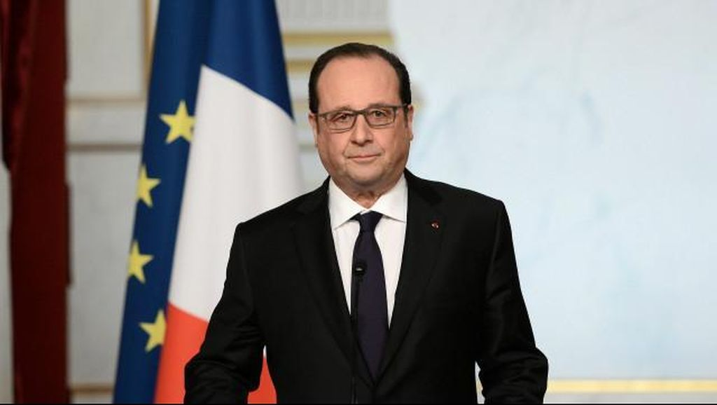 Prancis Batalkan Cabut Kewarganegaraan Pelaku Bom Paris