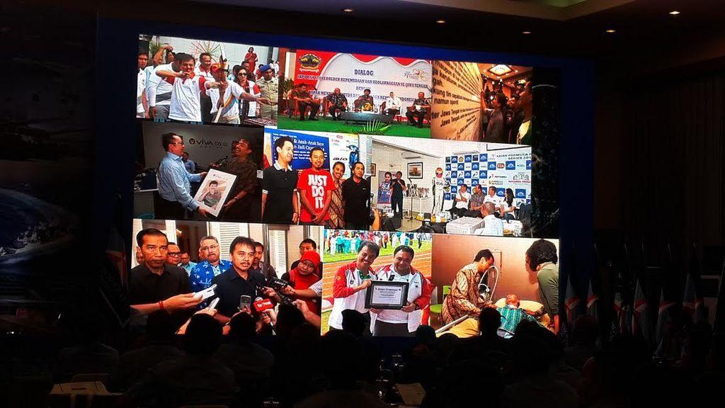 Soal Kelanjutan Proyek Hambalang, Roy Suryo: Pemerintah ke mana Saja?