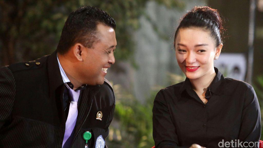 Kasus Pelecehan Lambang Negara, Pengacara Zaskia Gotik Kini Salahkan RCTI