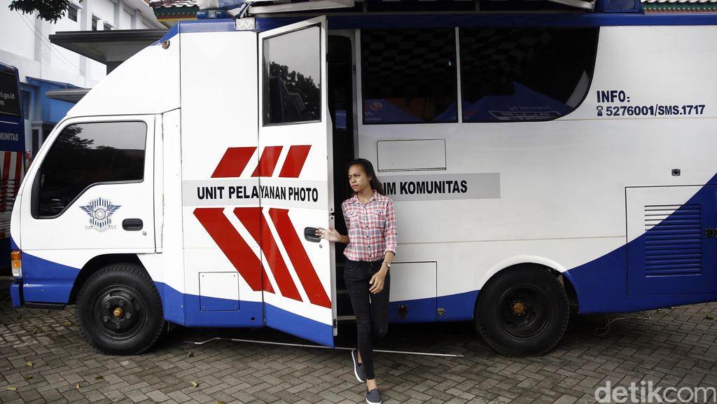 Kemenhub: Pengemudi Angkutan Umum dan Online Punya 2 Kesempatan Tes SIM Umum