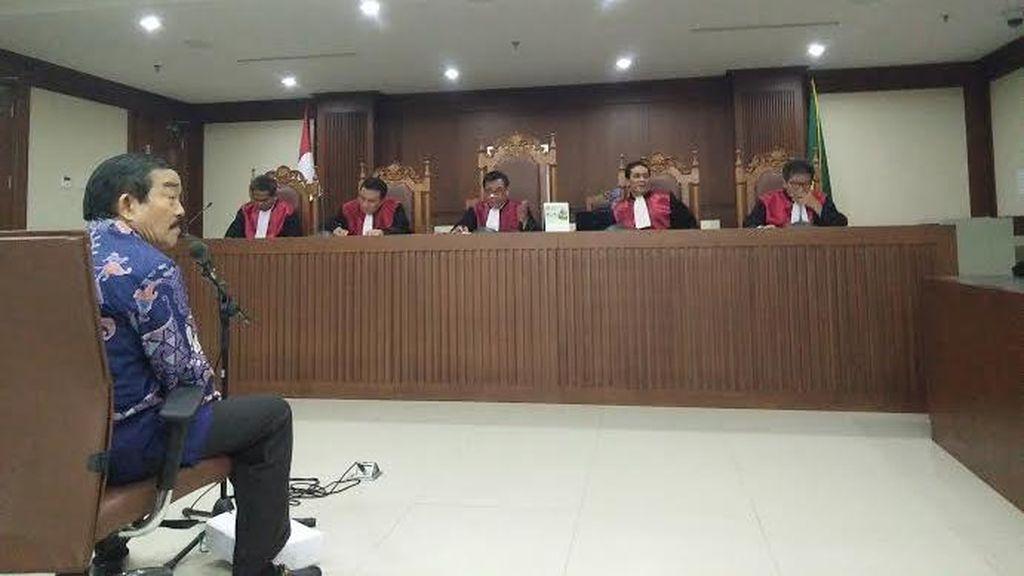 Eks Sekda Sumut: DPRD Tunda Pengesahan APBD karena Belum Terima Uang Ketok