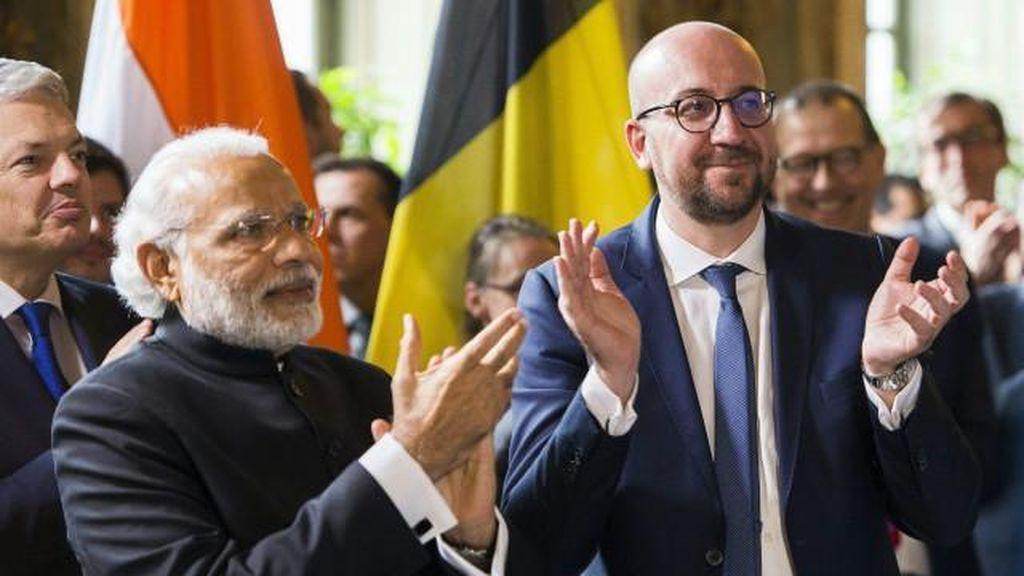 Pembom Brussels Menargetkan PM Belgia?