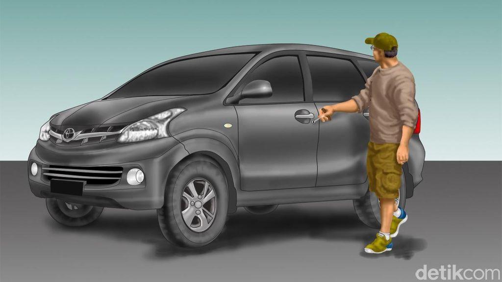 Oknum Polisi Ditangkap Karena Bawa Kabur Mobil Rental