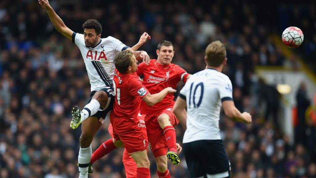 Spurs Tak Pernah Kalahkan Liverpool dalam Tujuh Duel Terakhir