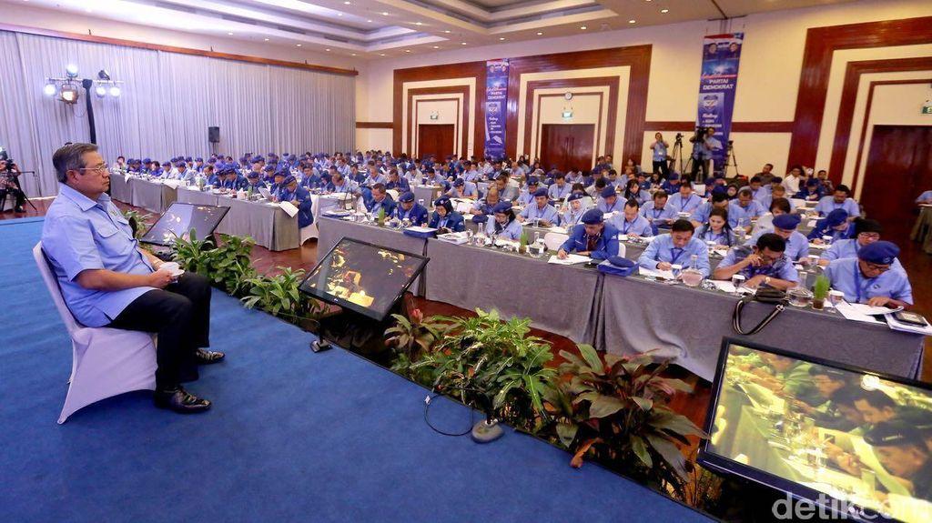 Hasil Pelatihan Gemilang, 14 Kader Demokrat Dapat Penghargaan dari SBY