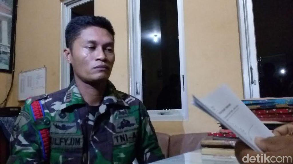 Agar Bisa Nikahi Wanita Idaman, Pria di Mojokerto Jadi Marinir Gadungan