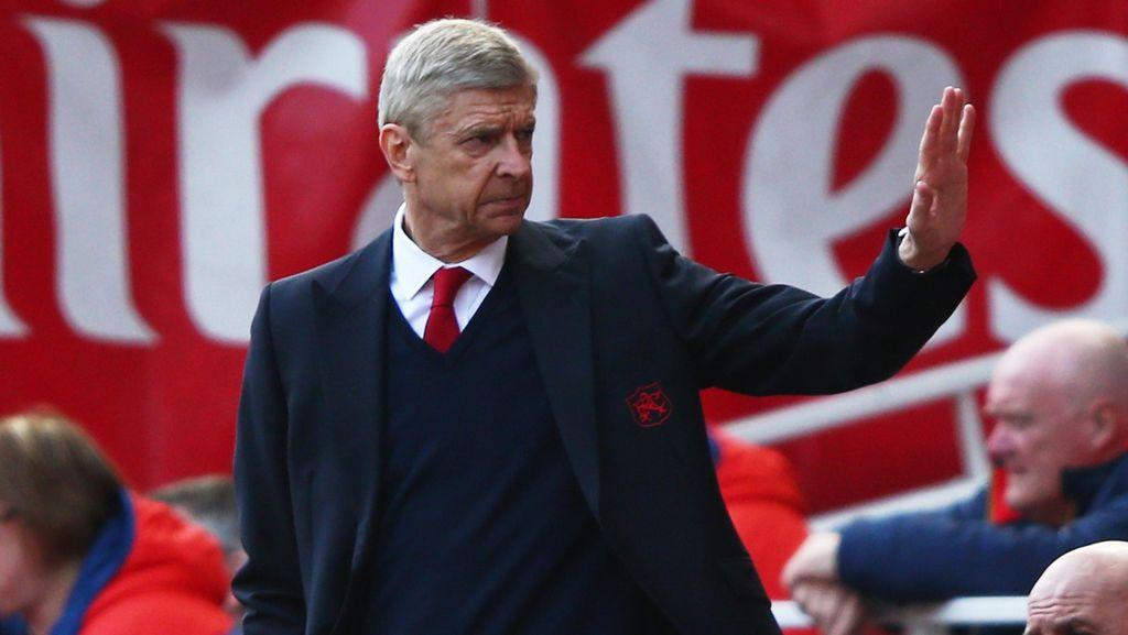 Wenger Kini Buka Kans Latih Timnas Inggris