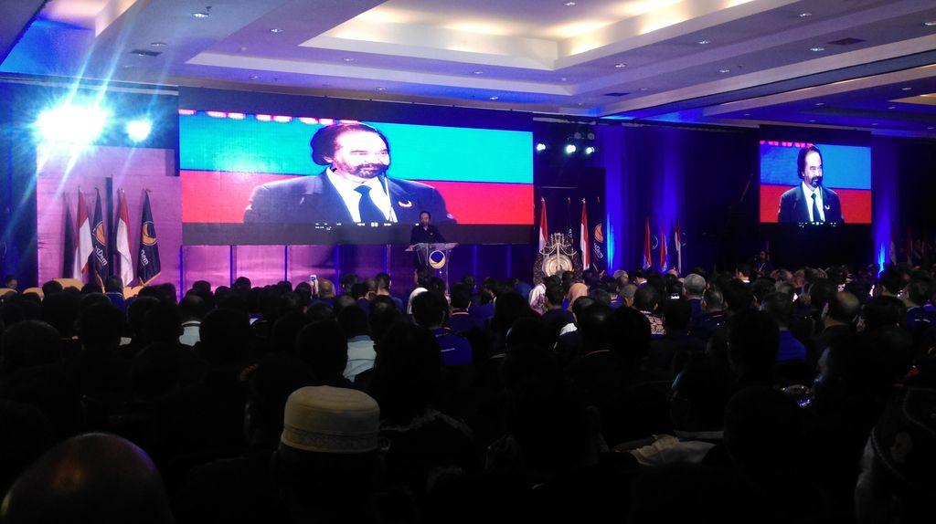 NasDem Berharap Kesuksesan di Pilkada 2015 Terulang di Tahun 2017