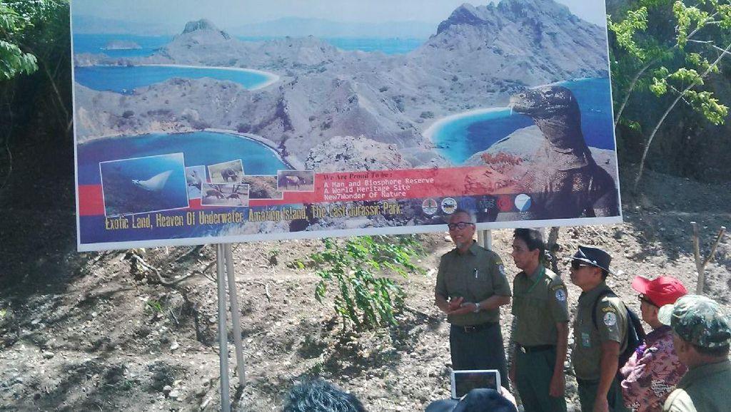 Pemerintah Jamin Pembangunan di Pulau Komodo Tidak Akan Rusak Lingkungan