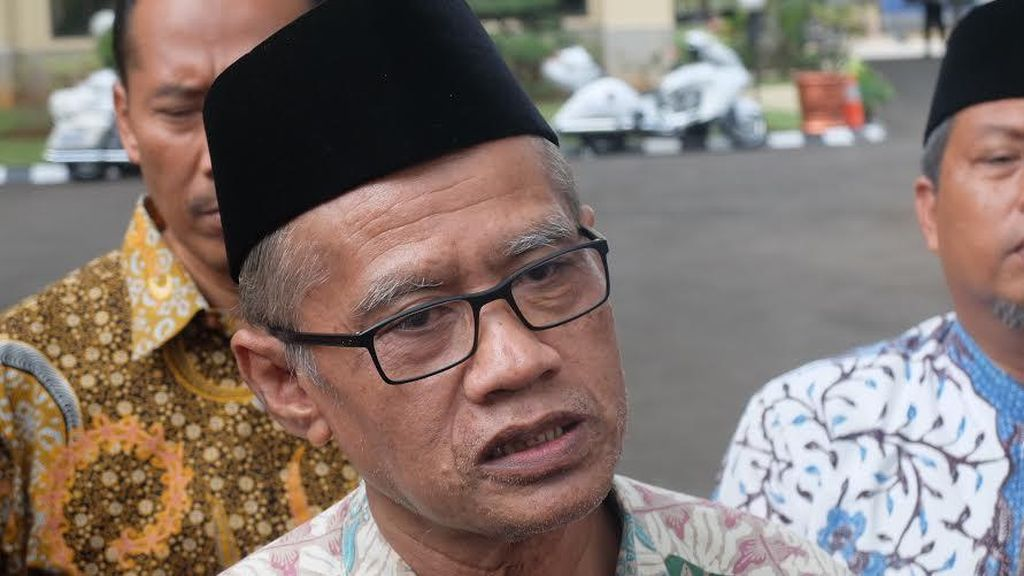 PP Muhammadiyah Temui Kapolri Bahas Kasus Tewasnya Siyono