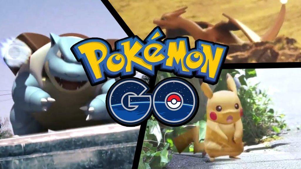 Bukti Selebriti Dunia Ikut Keranjingan Pokemon Go