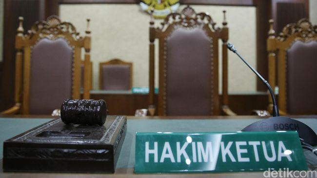 Ngamuk di Persidangan, Penyidik Dipidanakan Majelis Hakim