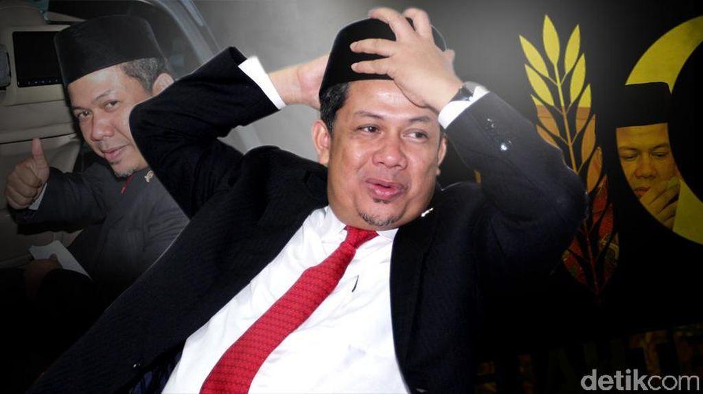 Akankah Fahri Hamzah Menyusul Gamari Diberhentikan dari DPR?