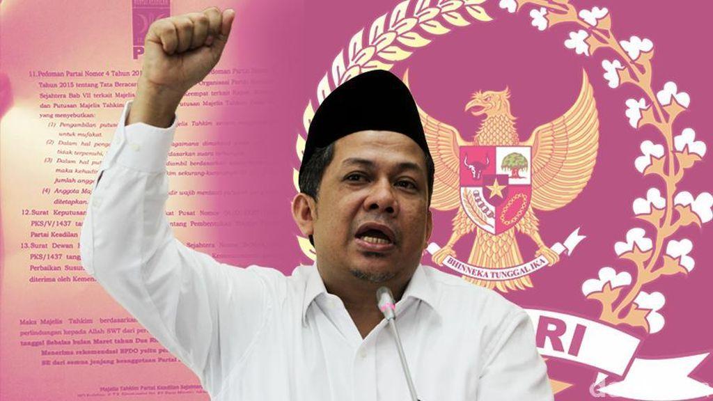 Fahri Laporkan Sohibul, HNW dan Surahman ke MKD, Minta Ketiganya Dipecat