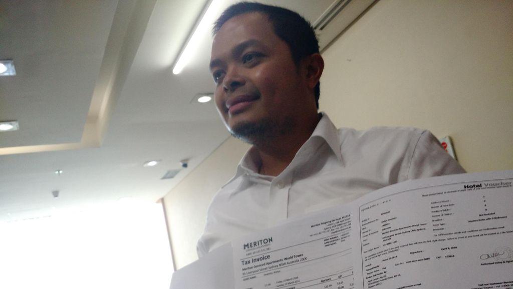Anggota DPRD DKI Wahyu Dewanto Tidak Penuhi Panggilan Kejagung