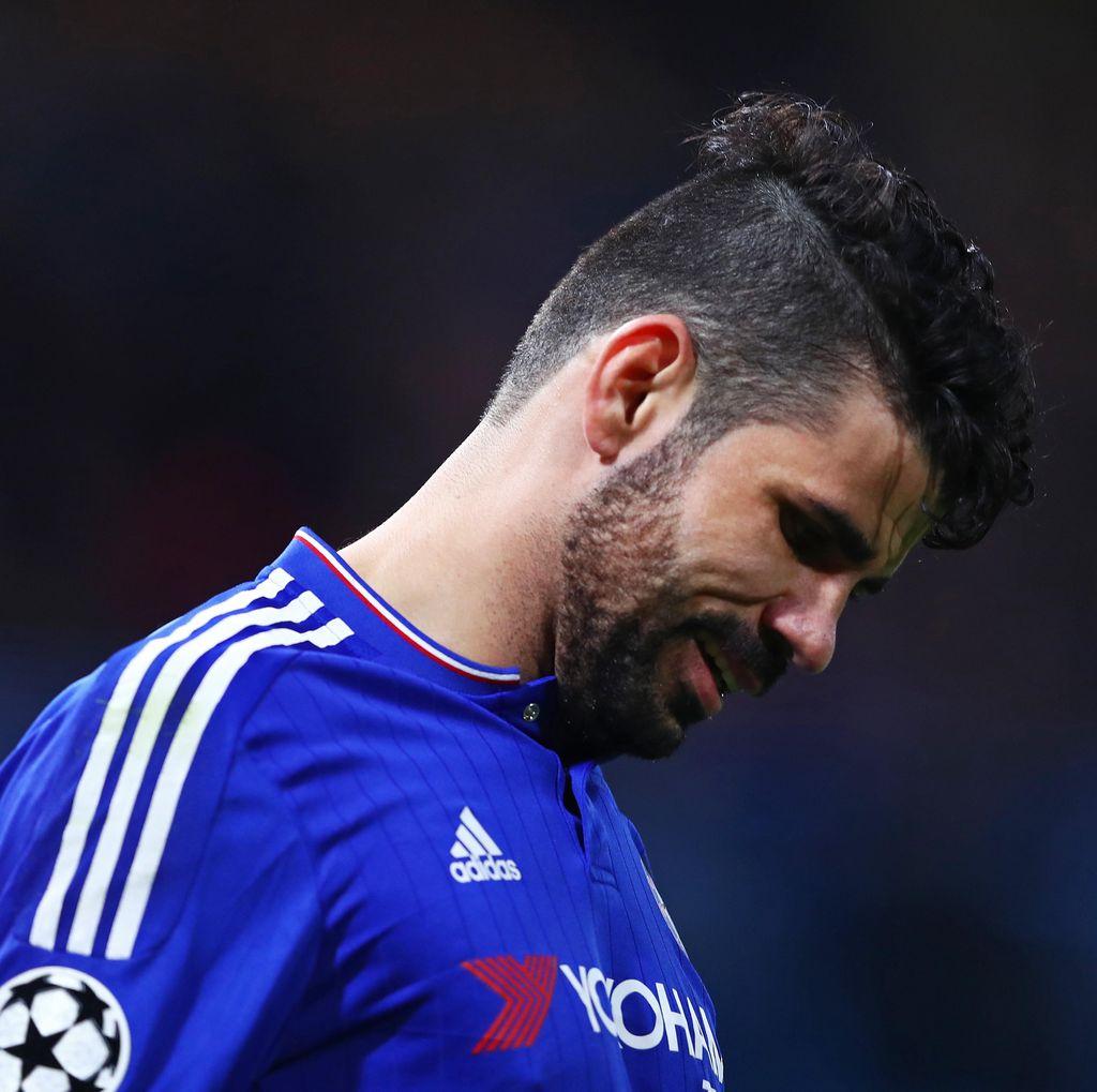 Conte Tak Jamin Costa Akan Bertahan di Chelsea