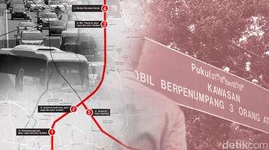 Wacana Penghapusan 3 in 1 di Jakarta, Pro atau Kontra?