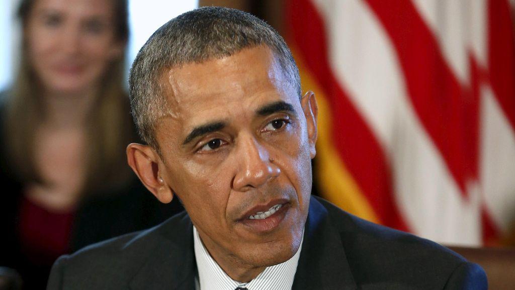 Obama Minta Inggris Tidak Tinggalkan Uni Eropa