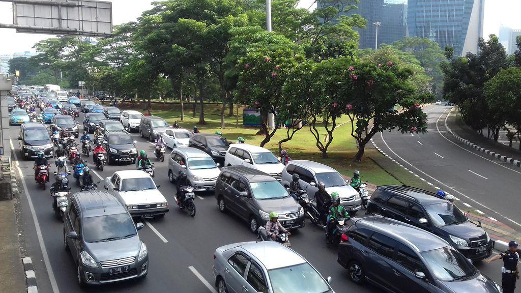 3 in 1 Dihilangkan Jadi Salah Satu Penyebab Jakarta Semakin Macet?