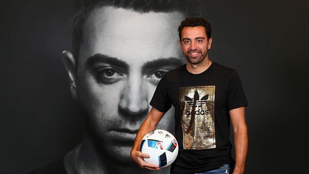 Mimpi Besar Xavi: Menjadi Pelatih Barca